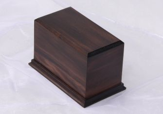Dark stain (walnut)