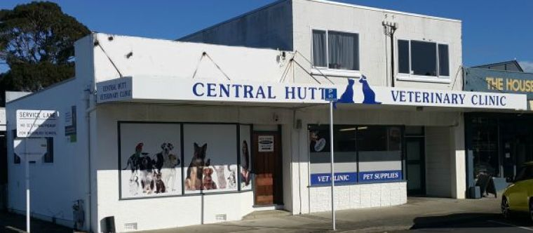 Central Hutt Veterinary Centre