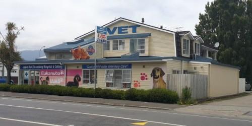 Upper Hutt Veterinary Hospital and Cattery