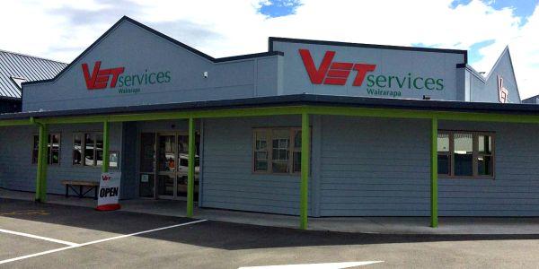 Vet Services Masterton