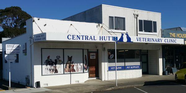 Central Hutt Veterinary Centre